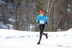Trail des neiges - La Tramassel
